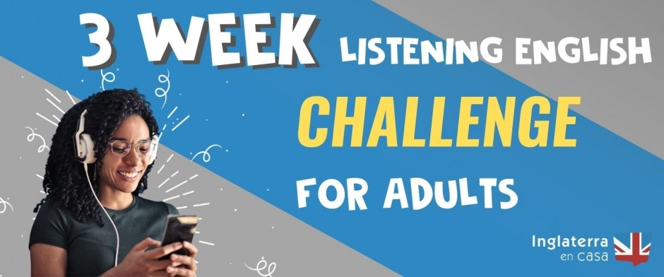 3-Week Listening Challenge: Adults