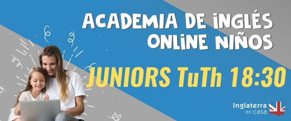 Online Academy: Juniors TuTh 18:30 (Teacher Jess)